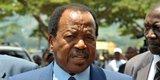Cameroonian President - Paul Biya
