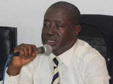 Sierra Leone's Attorney-General and Minister of Justice - Franklyn Bai Kargbo