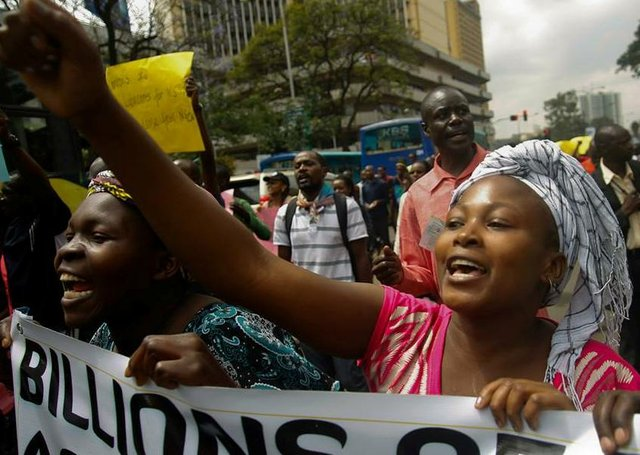 UN urges Kenyan government to reject civil societies bill