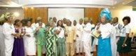 LAFROSA members singing the school song.jpg