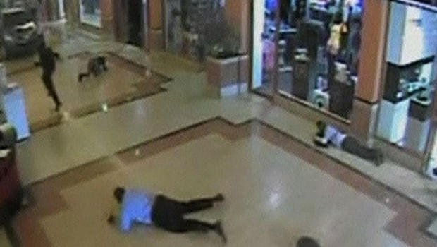 Terrorists attacked the Westgate shopping mall in Kenya last September