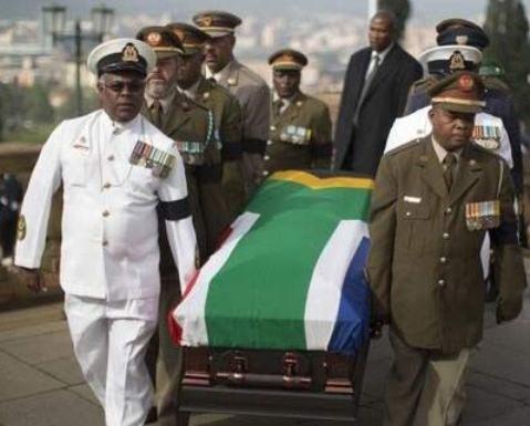 Mandela Lying-in-State