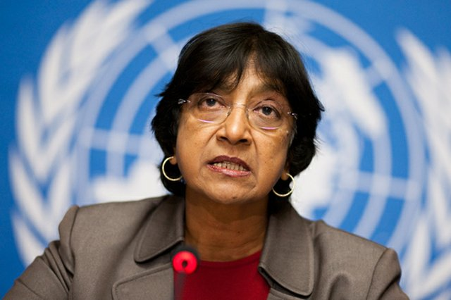 Navi Pillay - UN High Commissioner for Human Rights