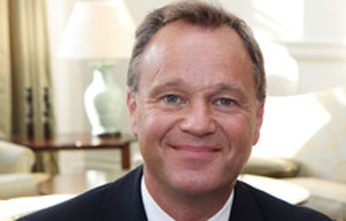 British Foreign Office Minister for Africa  - Mark Simmonds