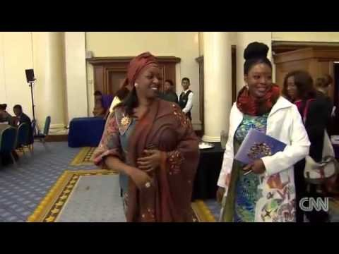 Diezani Alison-Madueke - OPEC's only female minister