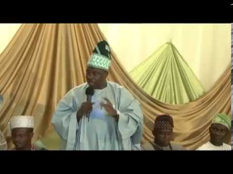 Amosun tasks Yewa indigenes in the Diaspora