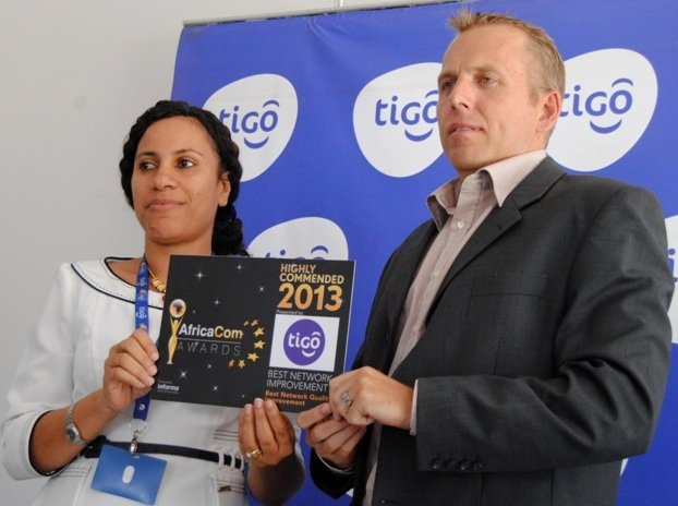 Tigo Tanzania wins GSMA Highly Commended Award