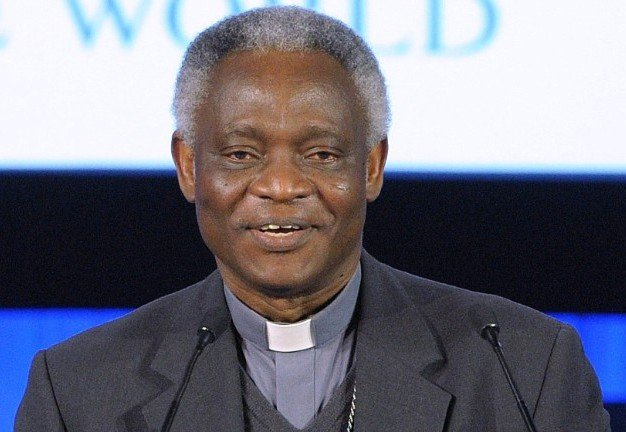 Cardinal Peter Turkson at the World Economic Forum 2014