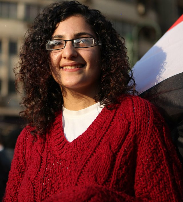 Mona Seif