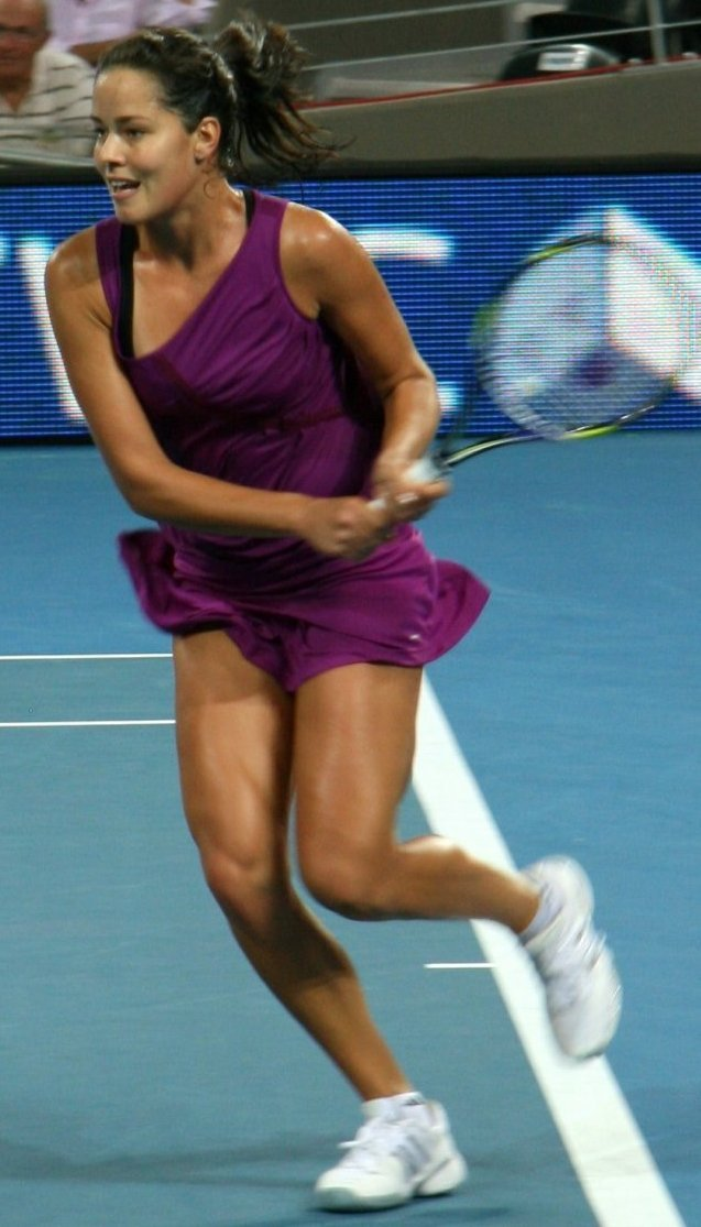 Williams Auto Group >> Ana Ivanovic: I played the best tennis of my life ...