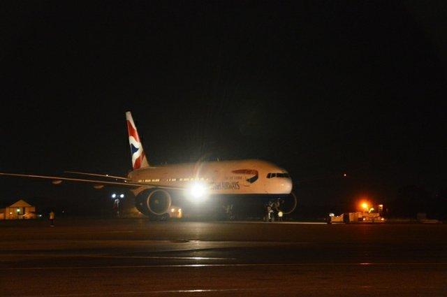 Komla Dumor's body arrives Accra from London