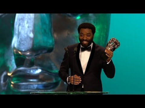 Chiwetel Ejiofor wins Best Leading Actor at BAFTA Film Awards