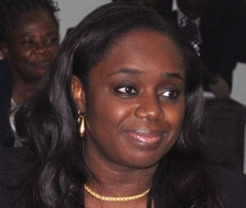 Mrs Kemi Adeosun - Ogun State Commissioner for Finance