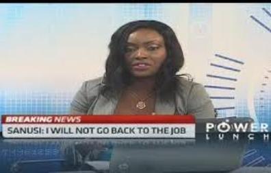CNBC Africa speaks to Sanusi on his suspension