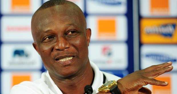 James Kwesi Appiah - Ghana's National coach