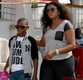 Omotola and her son
