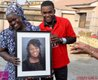 In loving memory of Omotola's mum