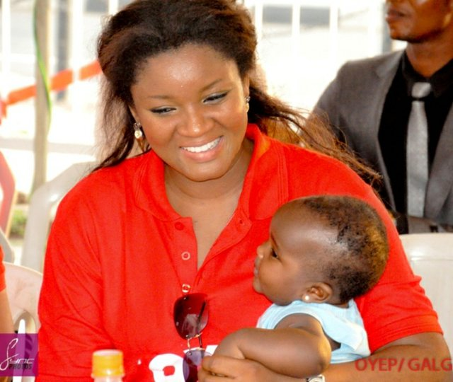 Omotola: Give and Let's Give