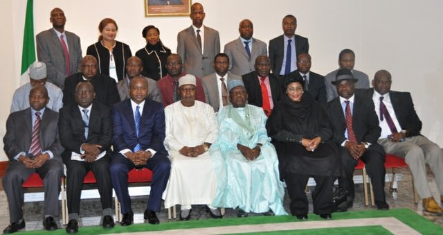 A group photograph of the delegation and Senior Staff of the Nigeria High Commission London.jpg
