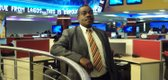 Trumpet Media Group's CEO - Femi Okutubo during a visit to TVC News last May