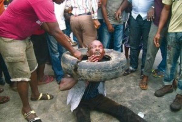 Jungle justice in Nigeria