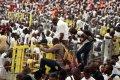Tragic scenes from the Nigerian Immigration Service recruitment