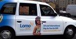 Lomo Taxi Advertising campaign