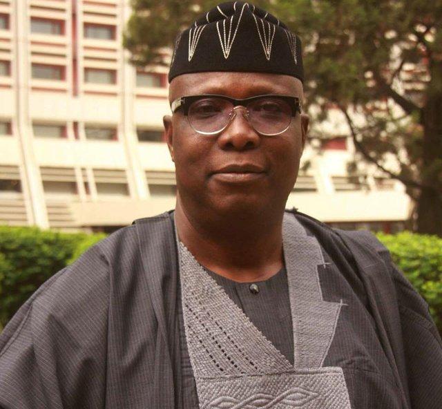 Senator Babafemi Ojudu