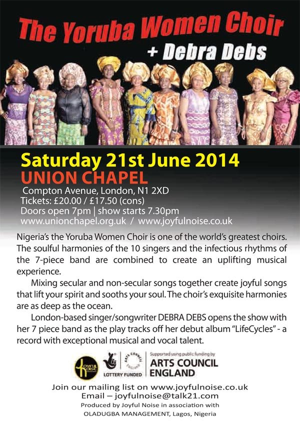The Yoruba Women Choir Sat 21st June at Union Chapel-1.jpg