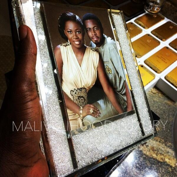 Customised for the newly wed by MALIVELIHOOD