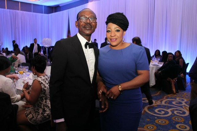 Godwin Ere-Victor and Nollywood Actress Rita Nzelu