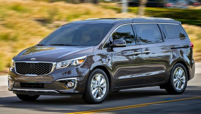 The New 2015 Kia Sedona