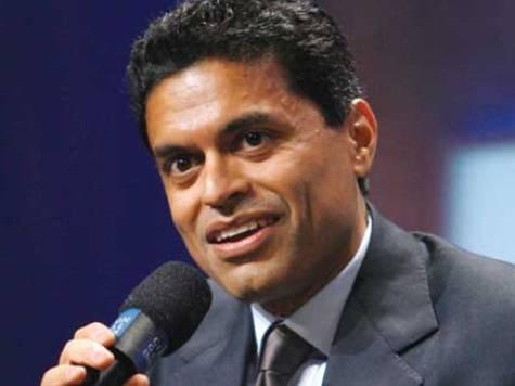 Dr. Fareed Zakaria