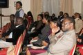 A cross section of attendees at the NDDIS Press Conference