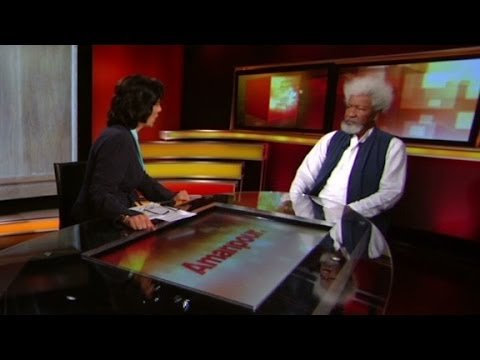 Soyinka speaks to CNN on abduction of school girls