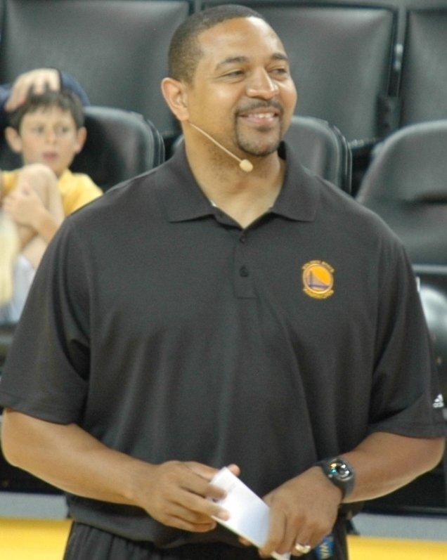 Coach Mark Jackson