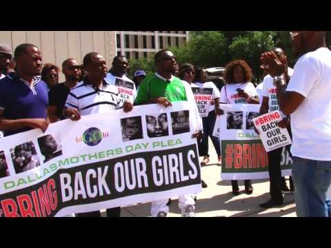 #BringBackOurGirls Dallas