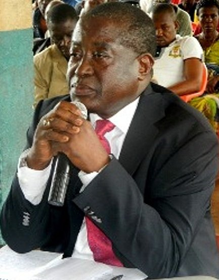 Sierra Loene's Attorney General and Minister of Justice - Franklyn Bai Kargbo
