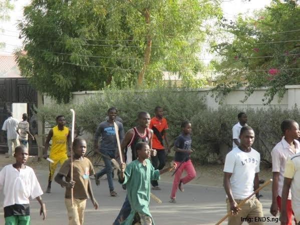 Borno Locals