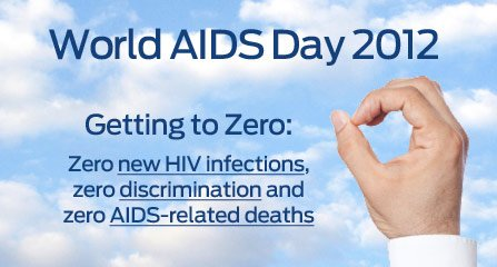 World AIDS Day 2012 Theme