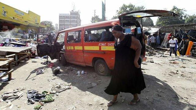 Gikoma bombing