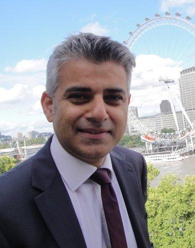 Sadiq Khan MP