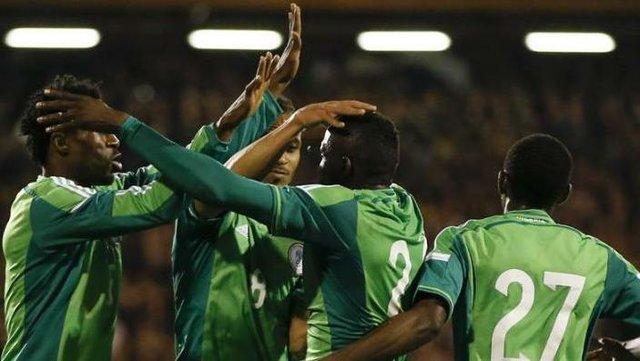 Nigeria v Scotland friendly ends in 2-2 draw