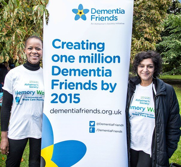 Creating One Million Dementia Friends