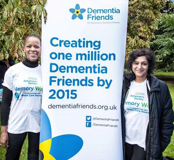 Creating One Million Dementia Friends