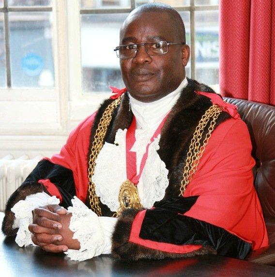 Councillor Adedamola Aminu - The Worshipful Mayor of Lambeth