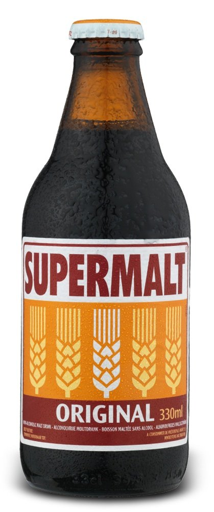 Supermalt Bottle