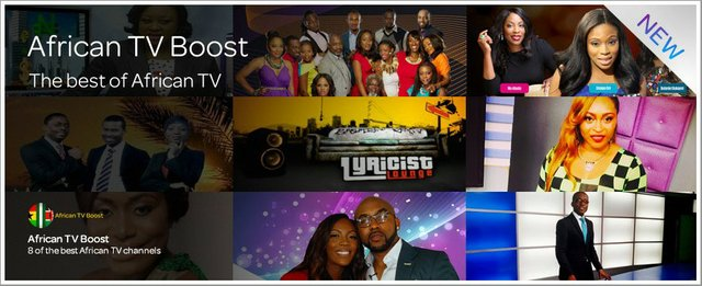 Talk Talk African TV Boost