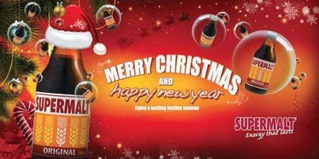 Merry Xmas from Supermalt