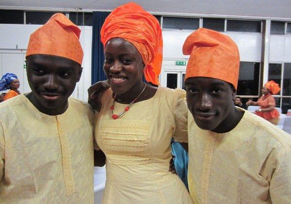 Adeiza, Lois and Omeiza